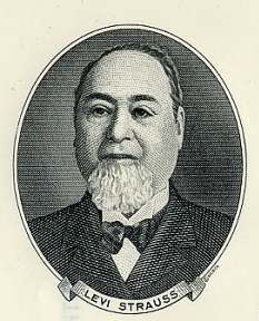 Levi Strauss (February 26, 1829 – September 26, 1902)