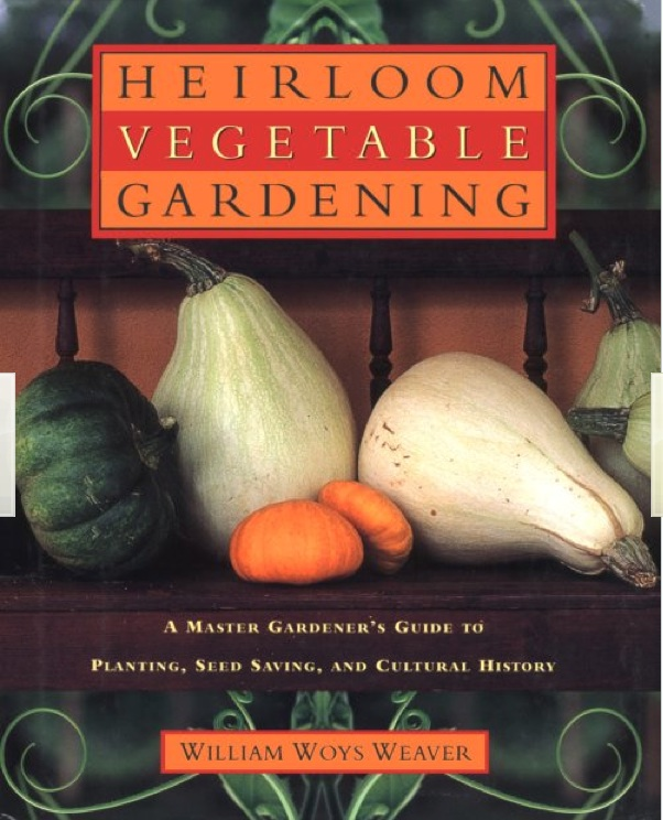 Heirloom Veg Gardening